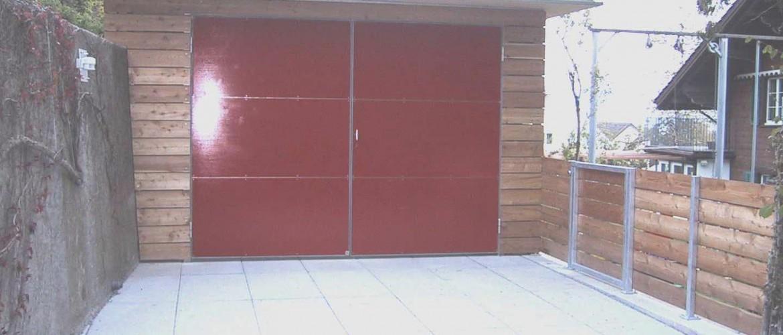 Garage geschlossen-web